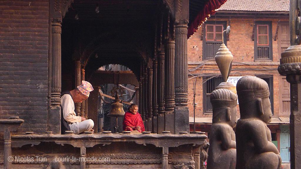 Bhakhtapur, Népal