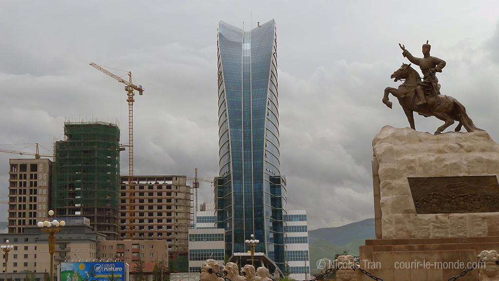 Ulaan Bataar Mongolie