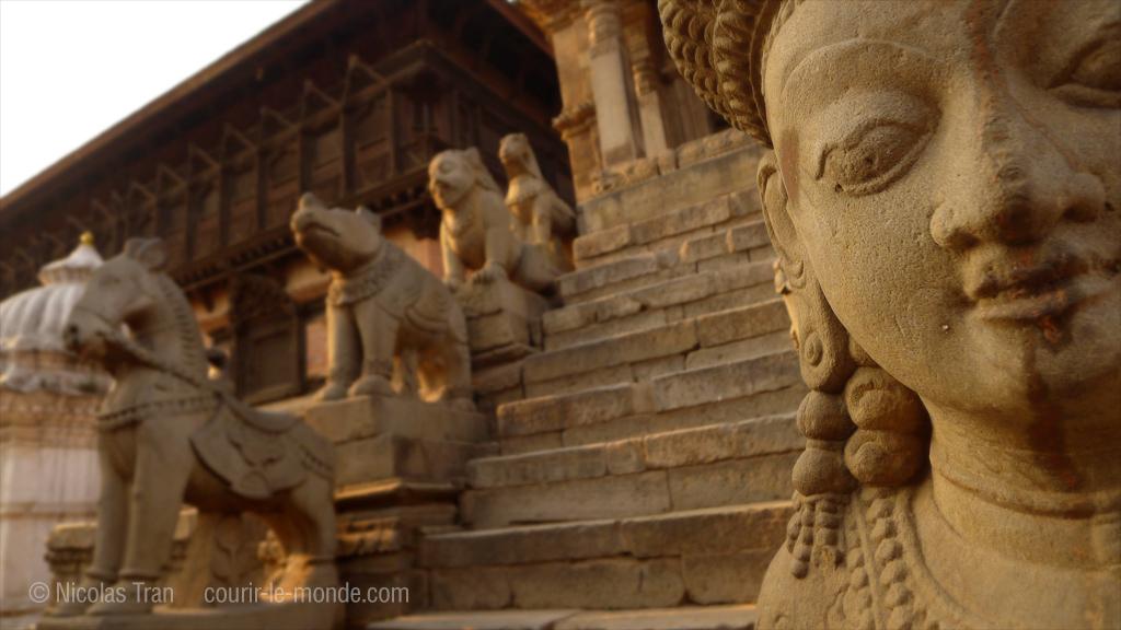 Temple Siddhi Laxmi, Bhaktapur